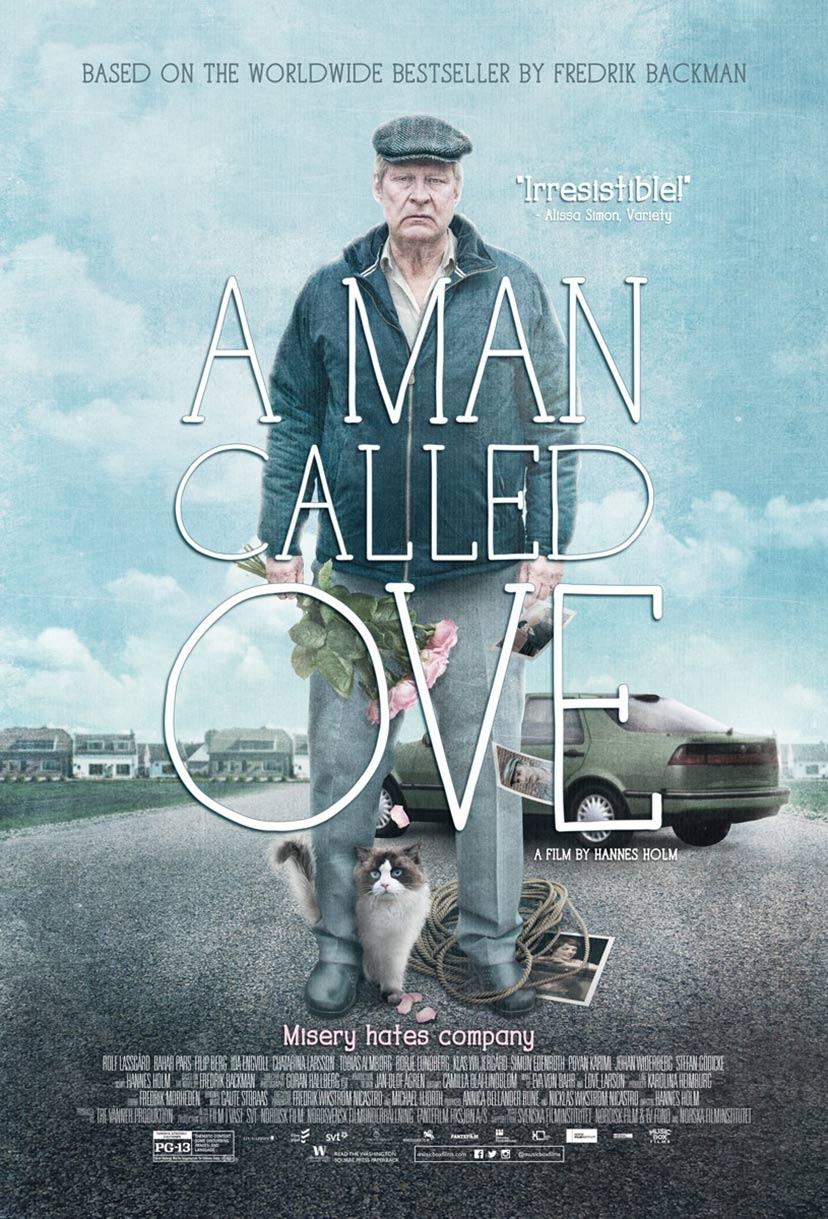 6 – Hayata Röveşata Çeken Adam – En Man Som Heter Ove - A Man Called Ove (2015) -