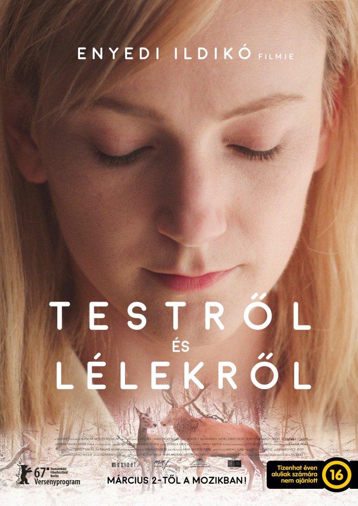 🥈 2 – Beden ve Ruh - A Teströl es Lelekröl - On body and Soul (2017) -