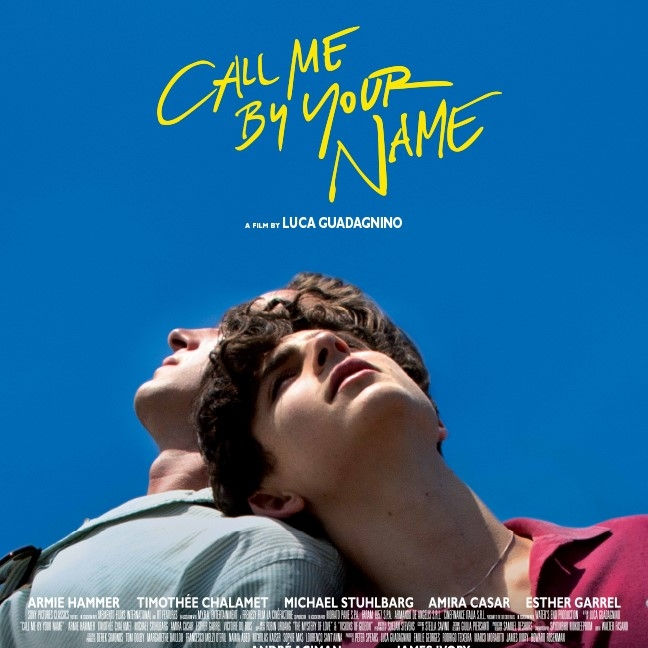 Beni Adınla Çağır - Call Me By Your Name
