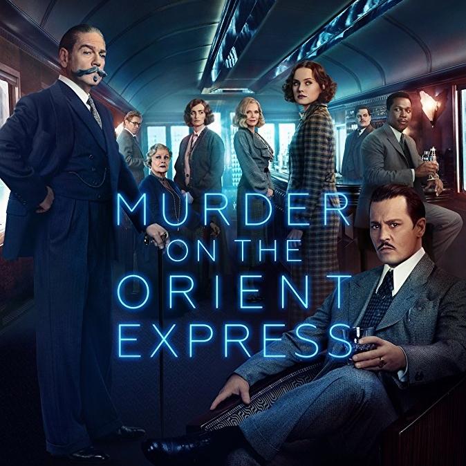 Doğu Ekspresinde Cinayet – Murder in the Orient Express