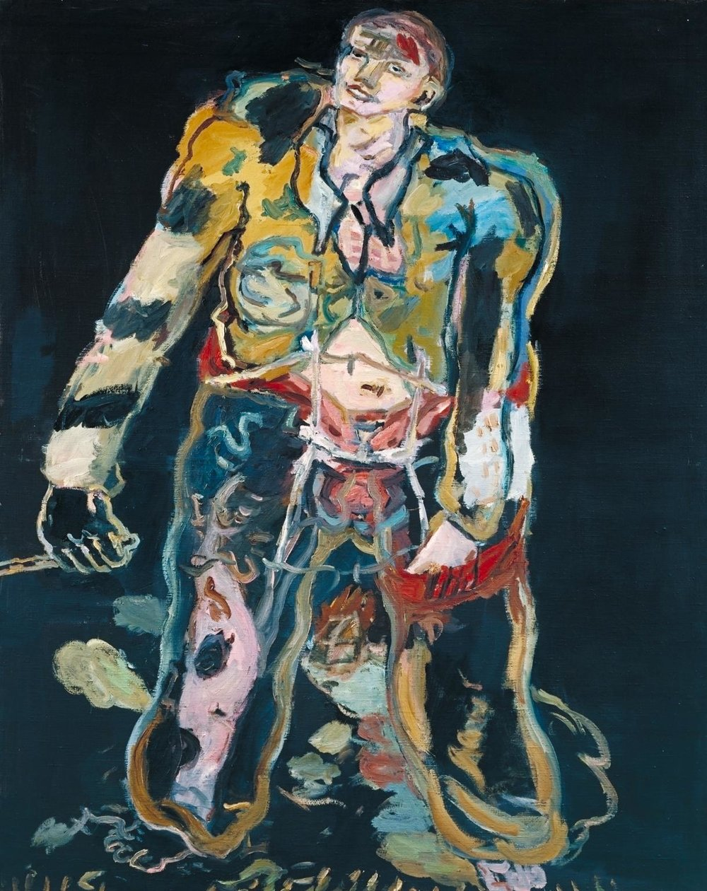 Georg Baselitz - Rebel