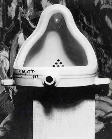 Marcel Duchamp - Çeşme