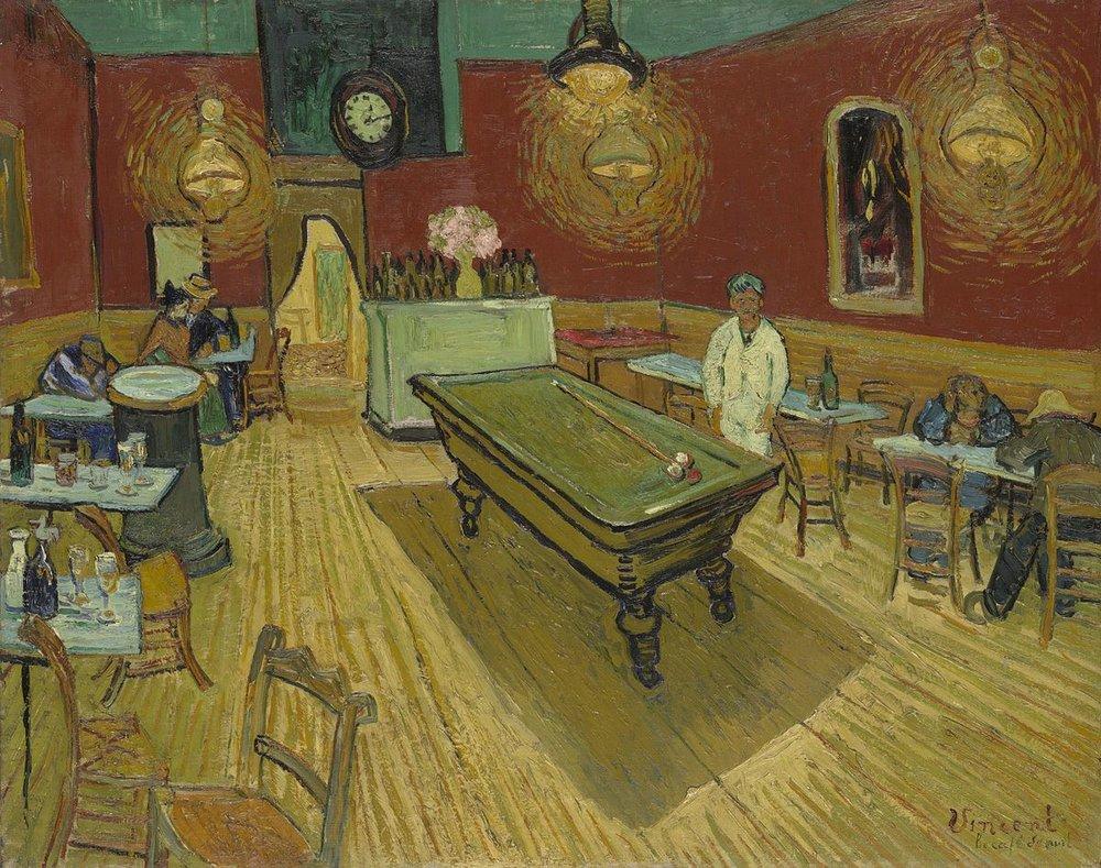 Gece Kahvesi 1888