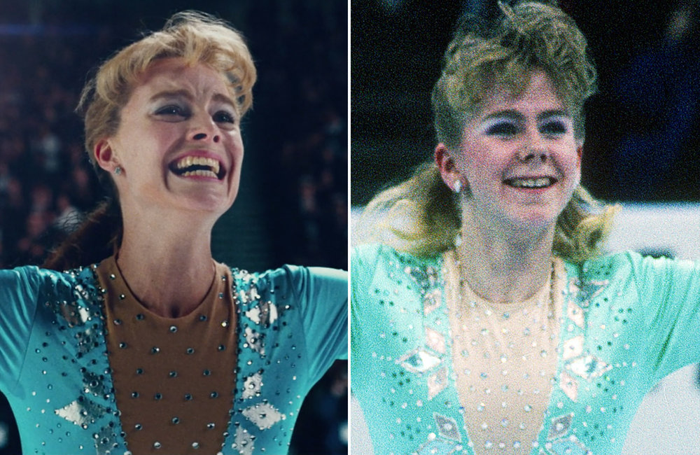MArgot Robbie vs Tonya Harding