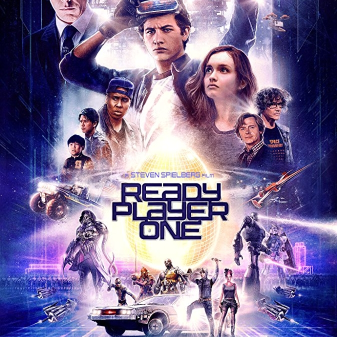 Başlat Ready Player One - Ready Player One