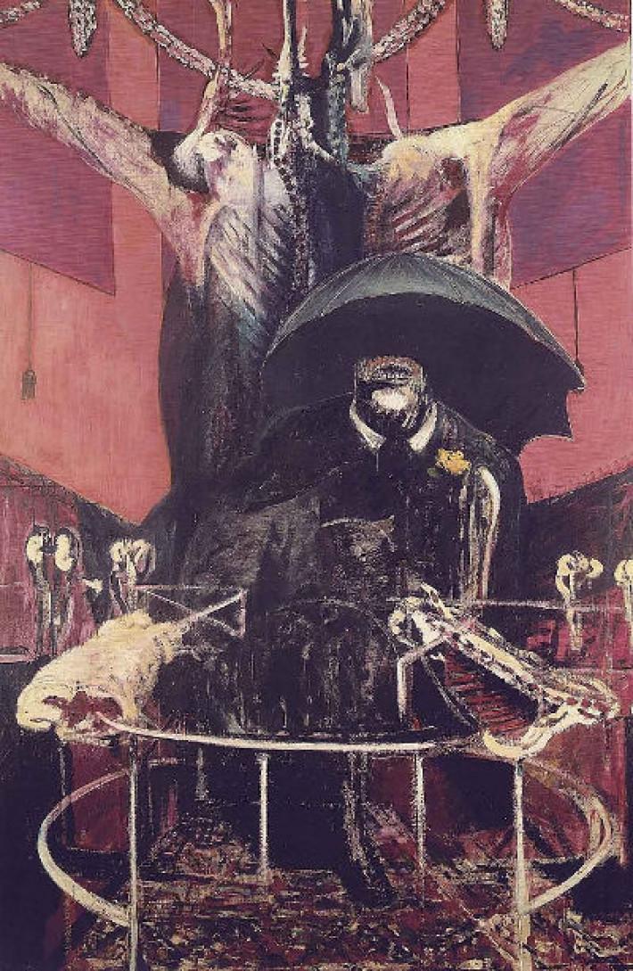 Francis Bacon - Resim. 1946