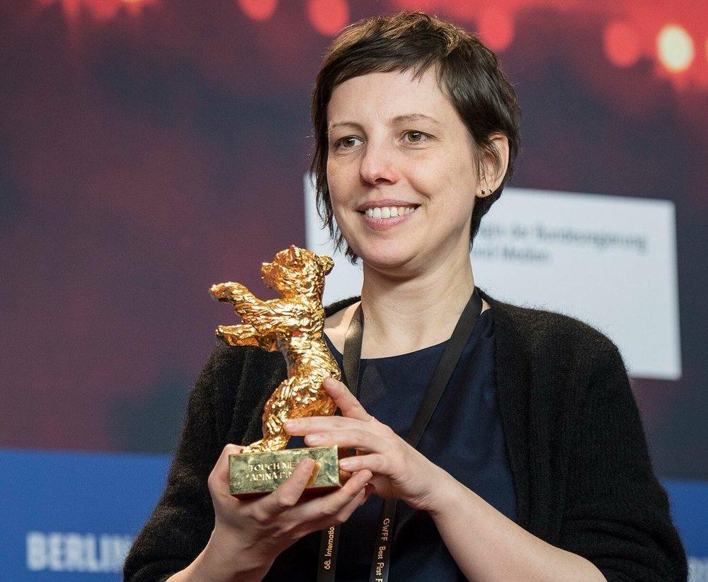 Yönetmen Adina Pintilie Altın Ayı Ödülü ile...
