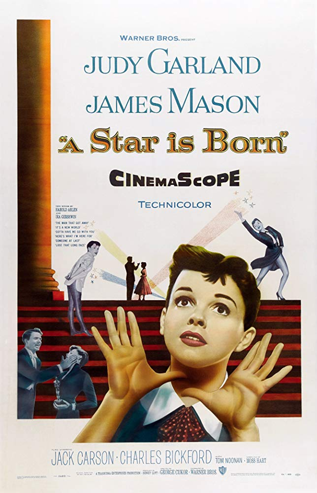 A Star is Born (1954)  George Cukor