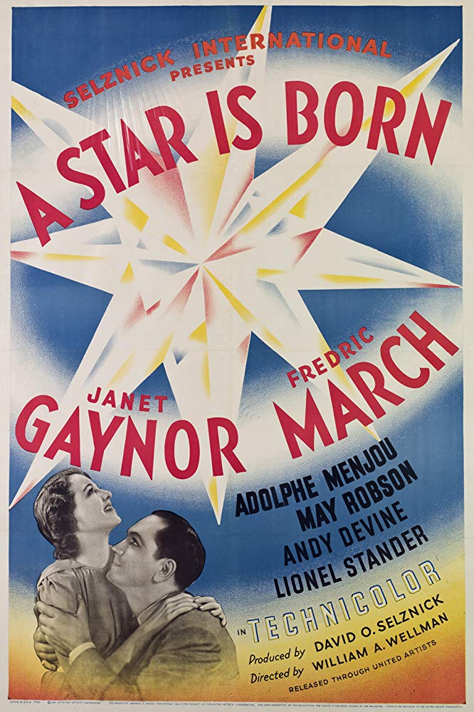 A Star is Born (1937)  William Wellman - Jack Conway