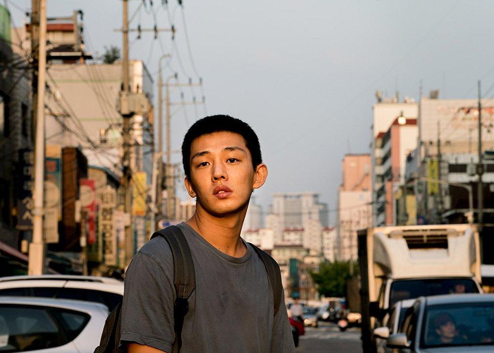 Jong-su (Yoo Ah-in)