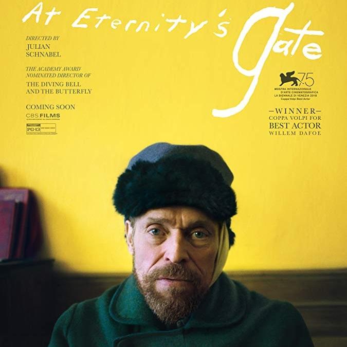 Van Gogh: Sonsuzluğun Kapısında – At Eternity's Gate