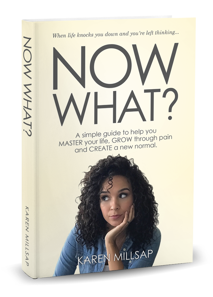 Pre-Order your copy of Now What? today!