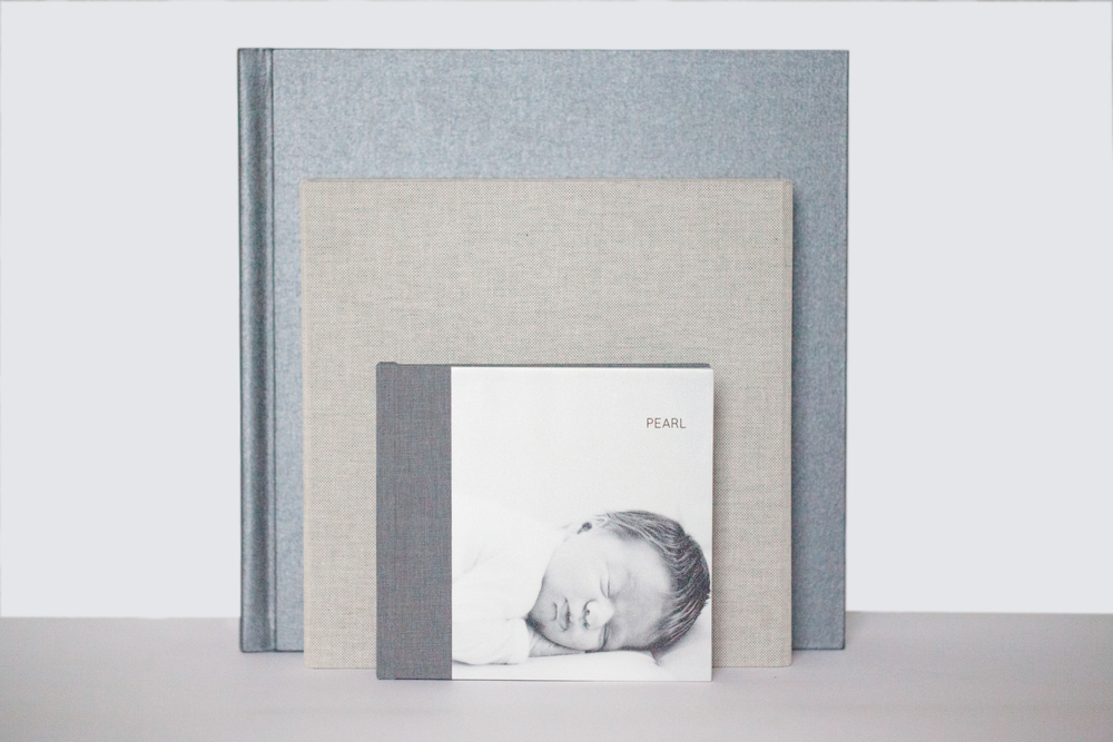 Baby + Family Albums