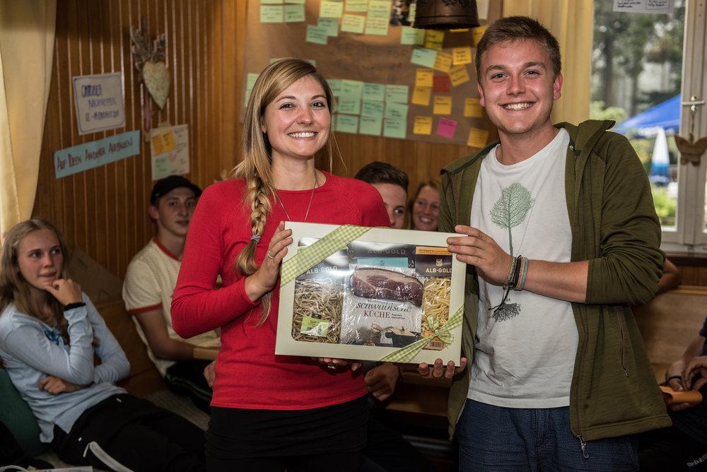Danke an Carina von der Jugendinitiative der Nachhaltigkeitsstrategie Baden-Württemberg für einen tollen Workshop!