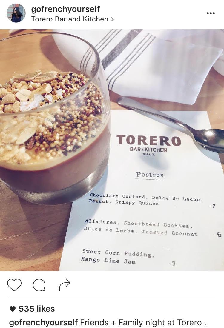 TORERO — Go French Yourself