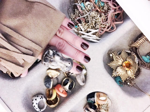 Happy Birthday Luxe Nail Bar — Go French Yourself