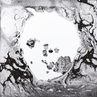 RADIO HEAD : A MOON SHAPED POOL