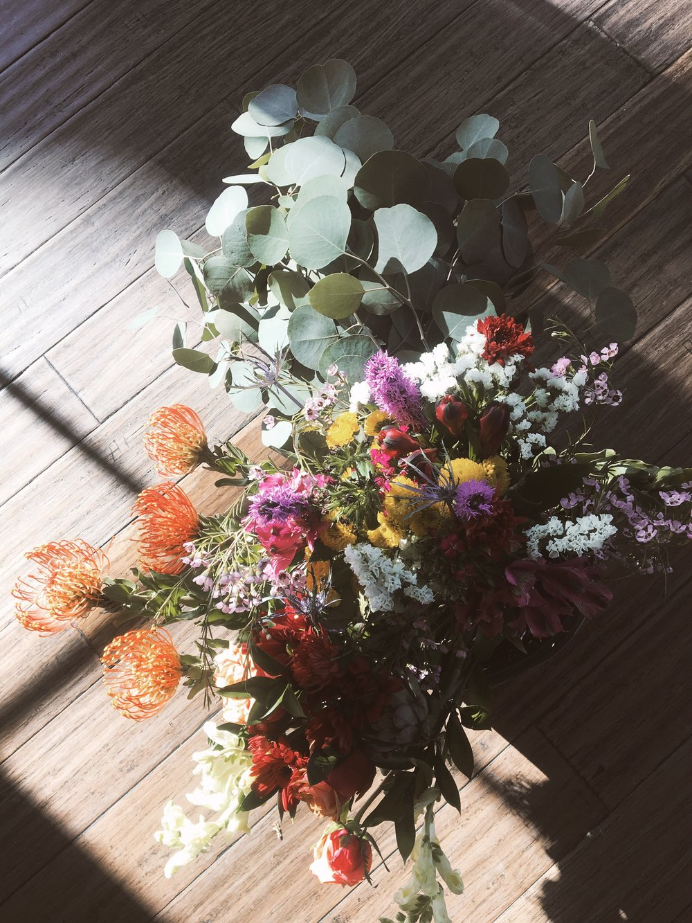 Wedding Flowers From Whole Foods Market Tulsa — Go French Yourself