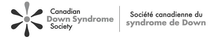 Canadian Down Syndrome Society / Société du canadienne du syndrome de Down