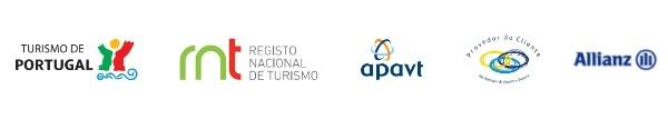 Bago D'Uva 360º Portugal Tours has all the official partners to guarantee the quality and safety of your tour:Turismo de Portugal, Registo Nacional de Turismo, APAVT, Provedor do Cliente and the insurance company Zurich.