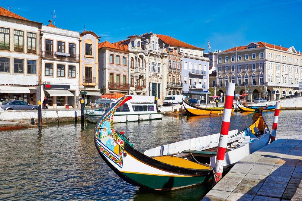 A Bago D'Uva 360º Portugal Tours levará o cliente à cidade de Aveiro para visitar a região da Bairrada. Quando lá estivermos iremos andar no barco moliceiro, provaremos os ovos moles e o vinho do Dão.