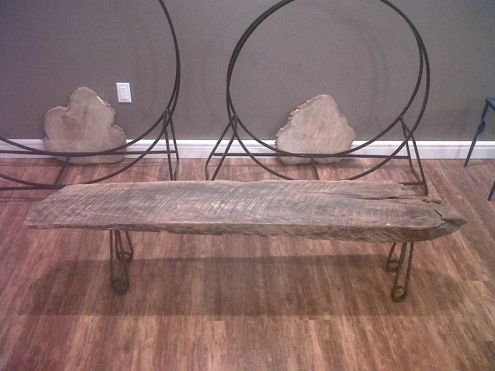 Custom Wood Holders
