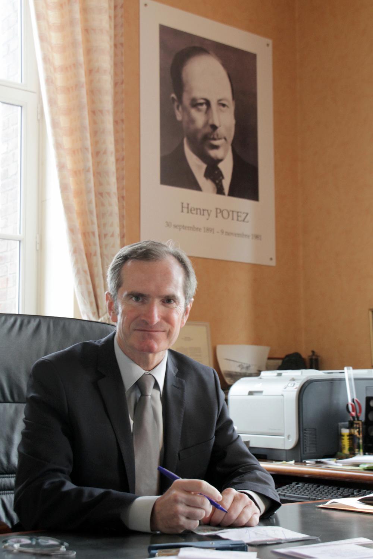 Stéphane Demilly, Député de la Somme