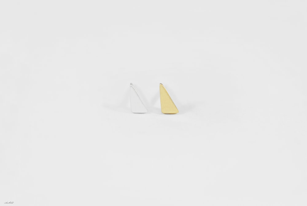 silver & gold triangle studs.jpg