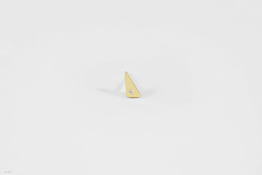 gold triangle stud w 1 dia.jpg