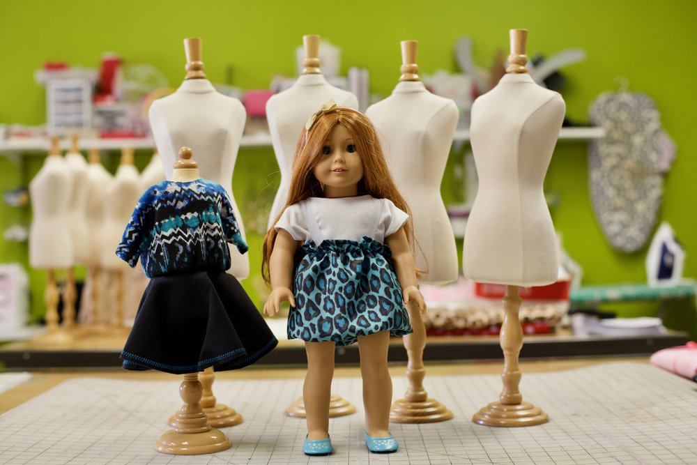 American Girl Doll Clothes Party