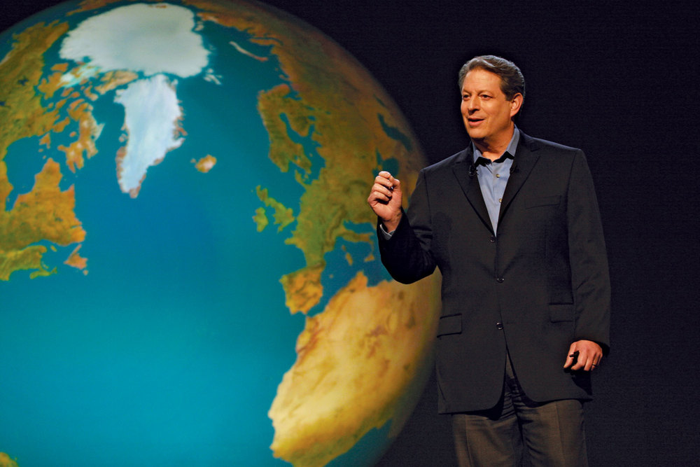 Al Gore, An Inconvenient Truth