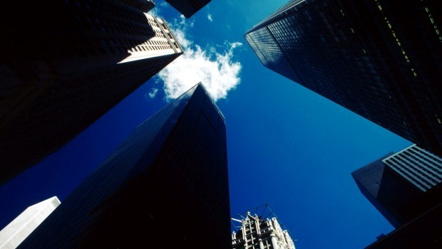Skyscrapers in New York City, New York, United States of America. © Chris Martin Bahr/WWF