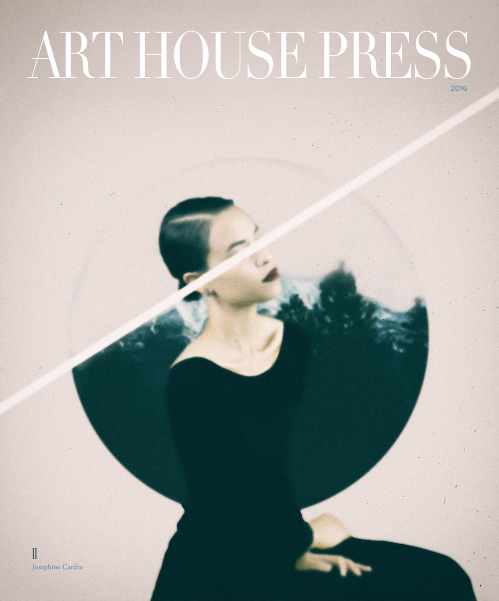 Art House Press art magazine Issue 2 Cover