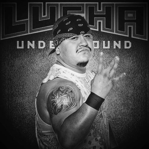 EPISODE 013 // LIL CHOLO OF LUCHA UNDERGROUND