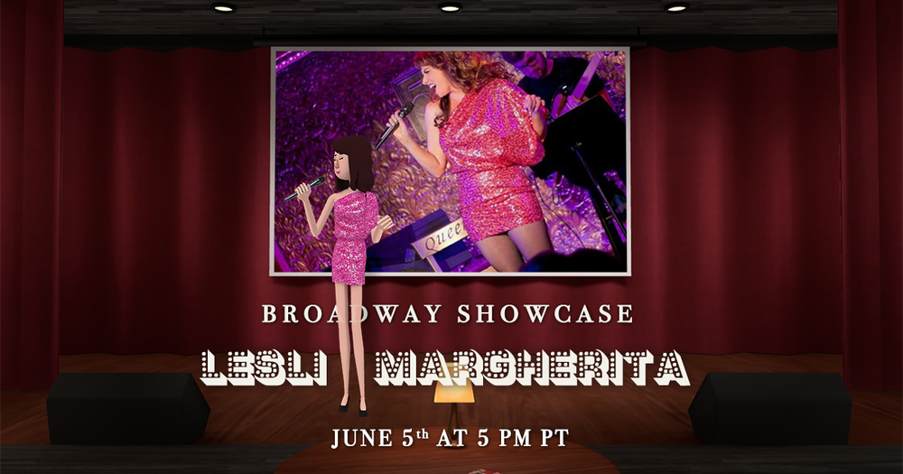 Lesli Margherita Event