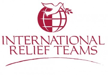#INTERNATIONALRELIEFTEAMS