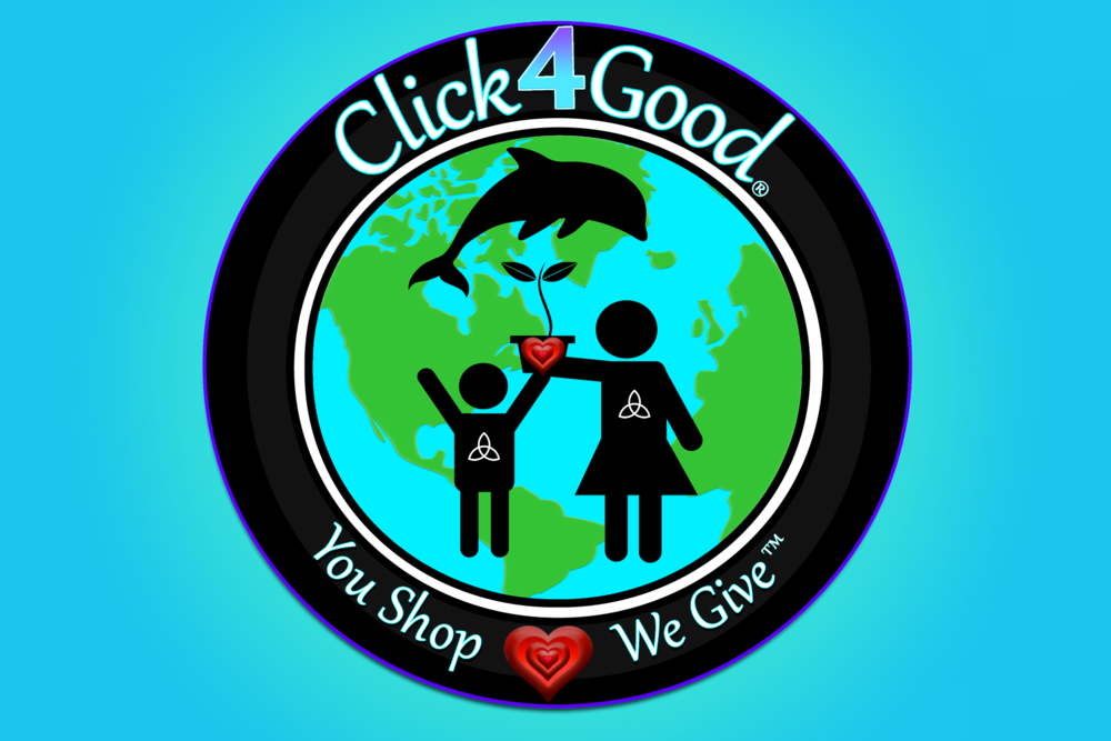 KNOWLEDGE IS GOOD - Click4Good.org just wants to make it perfectly clear that the shopping options in the form of links shown on this page are part of various affiliate advertising programs for various businesses and are in no way affiliated with us, or our donation process. We get commissions/fees for advertising for our individual affiliates by way of these programs, and we choose to share it with great charities. Learn more about affiliate programs by clicking the white button below or keep scrolling to begin shopping.