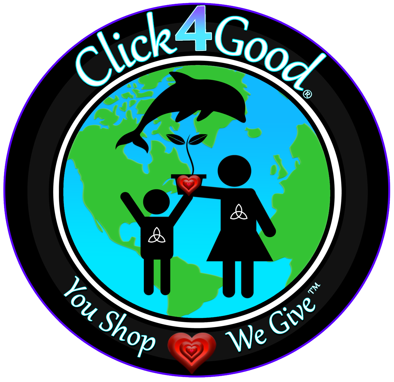 Click4Good - You Shop, We Give!