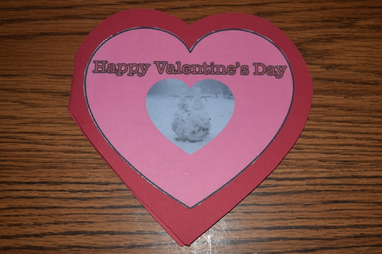 special occasion cards with envelopes heart shaped valentine card
