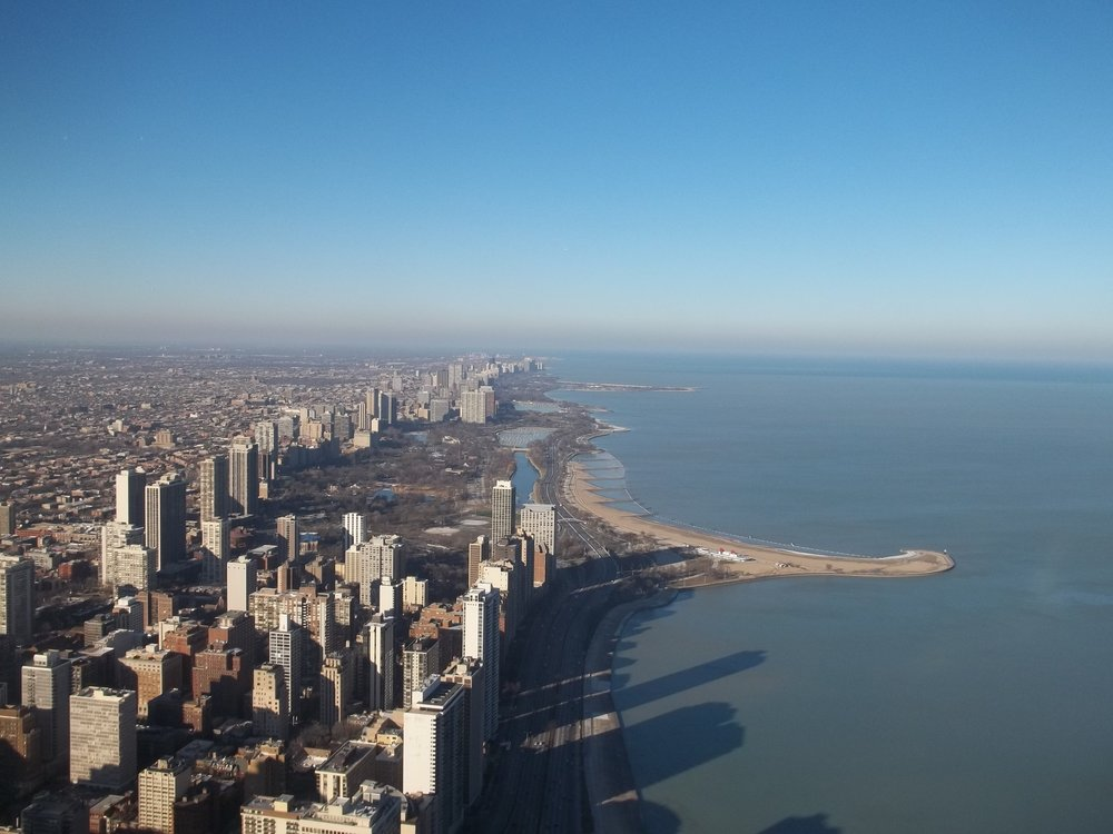 Chicago from top of the Hancock.JPG