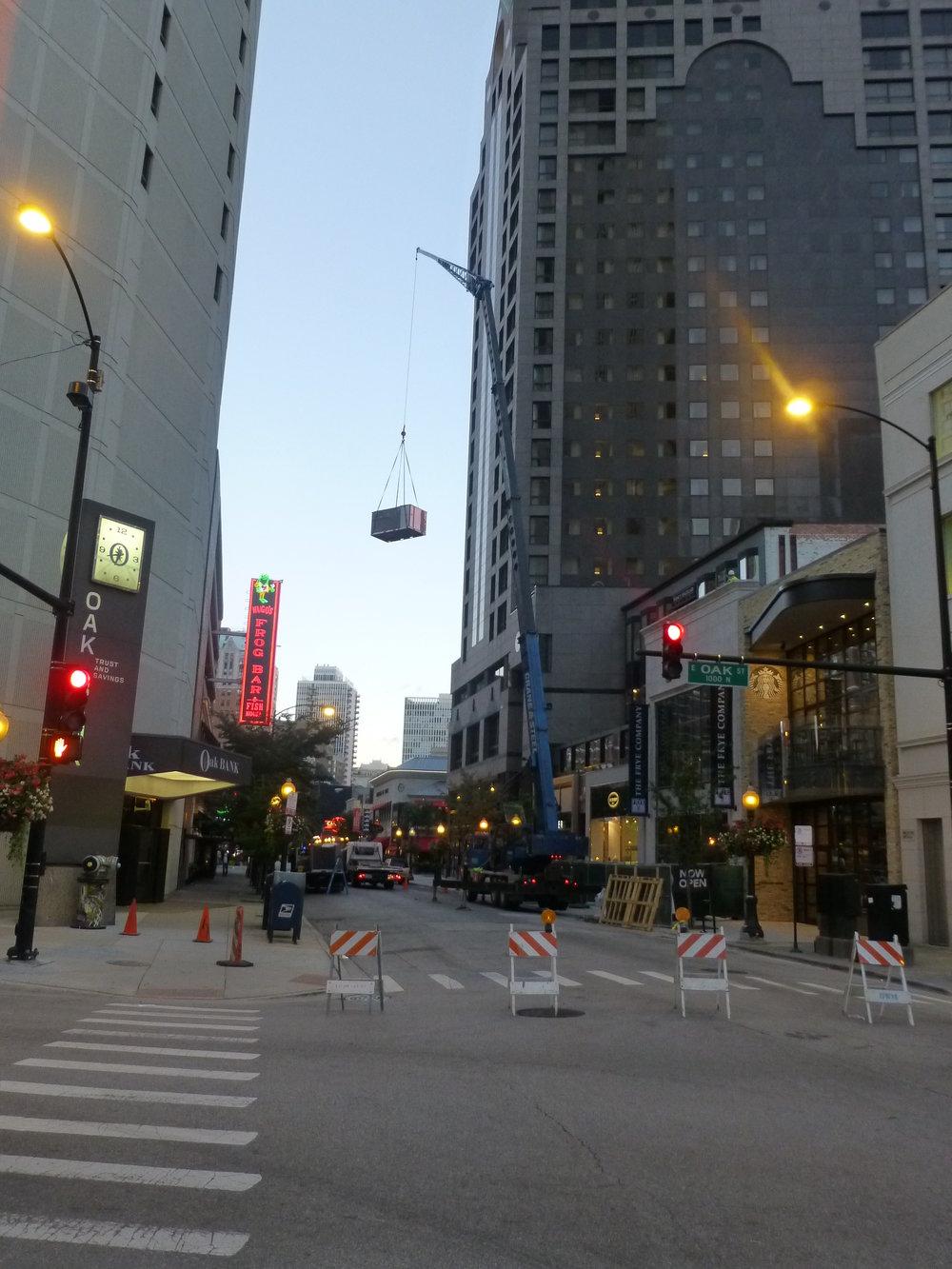 Frye Shoe Company, Chicago, IL