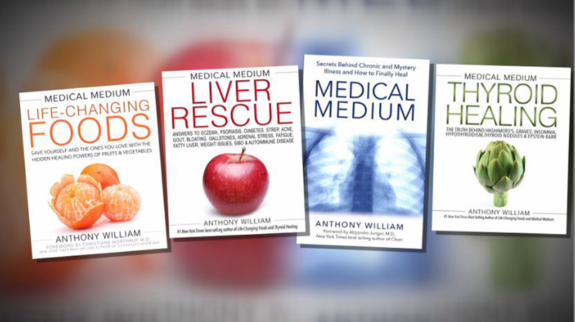 MEDICAL MEDIUM BOOKS