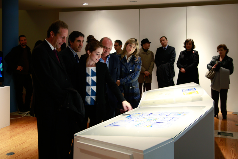 Exhibition @ Museu da Cidade, Capitania de Aveiro — 11/14 Nov 2014