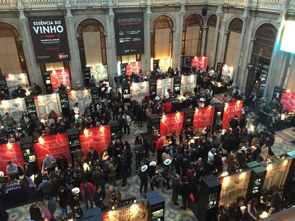 Essência do Vinho 2016 @ Palácio da Bolsa, Porto