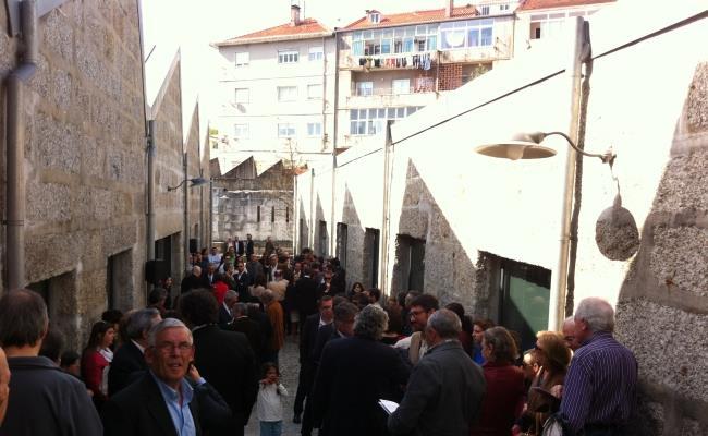 @ Casa da Memória opening in April 2016