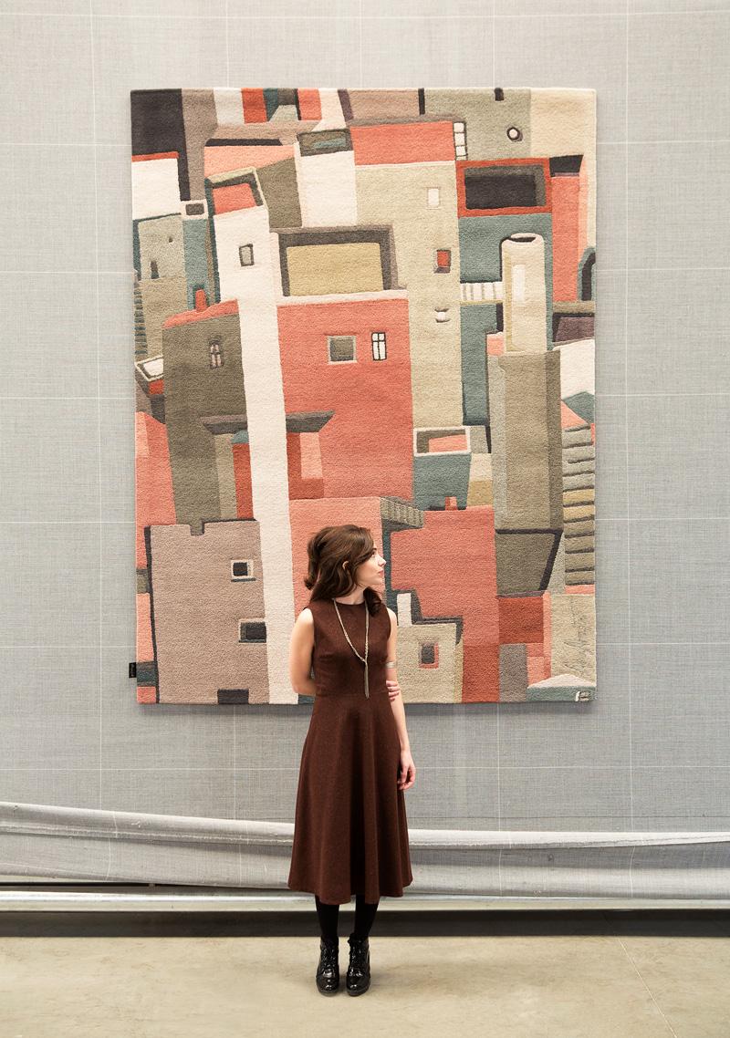 Zenobia is 240 x 180cm.