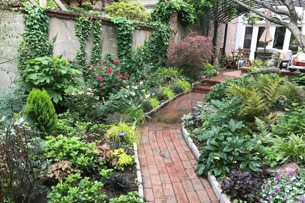 garden featured in philly inquirer