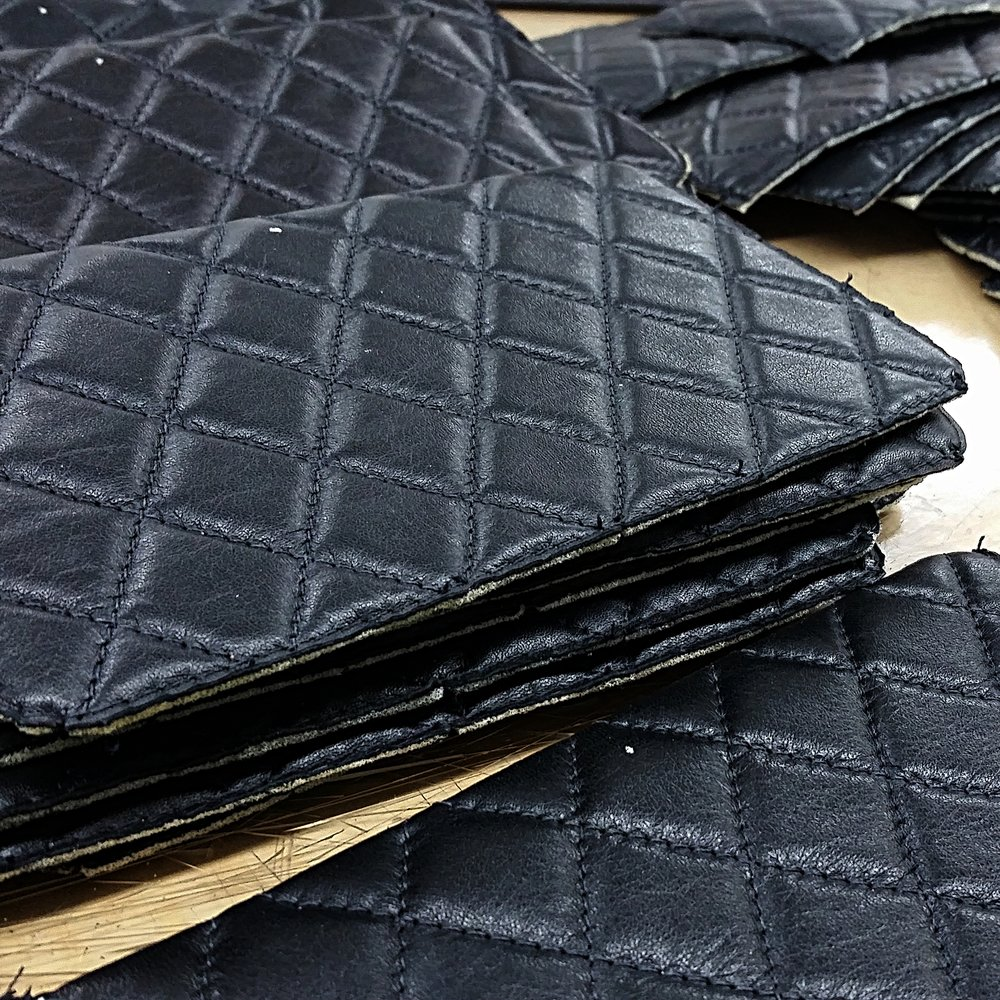 Quilted Front Panels