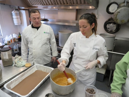 Guest Chef , Pastry Chef Tali Pinnolis, The Country Club Chestnut Hill
