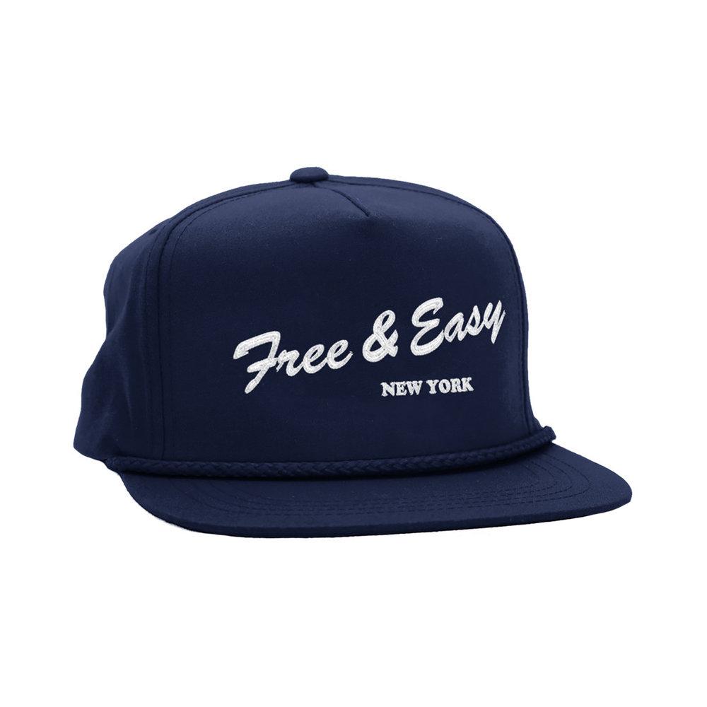 NY DELI CLASSIC HAT (NAVY)